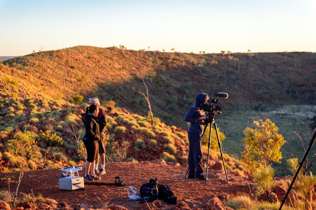 LowRange Film Camera Outback Landscape Discovery Australia