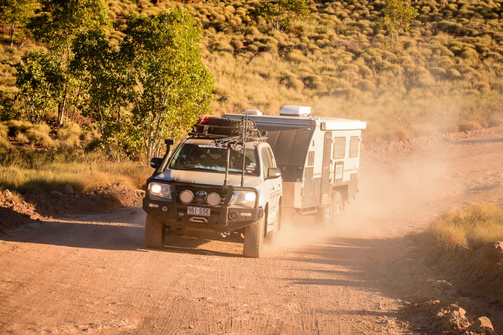 LowRange Landscape Outback Discovery Australia Toyota 4x4 4WD Landcruiser GXL Hilux