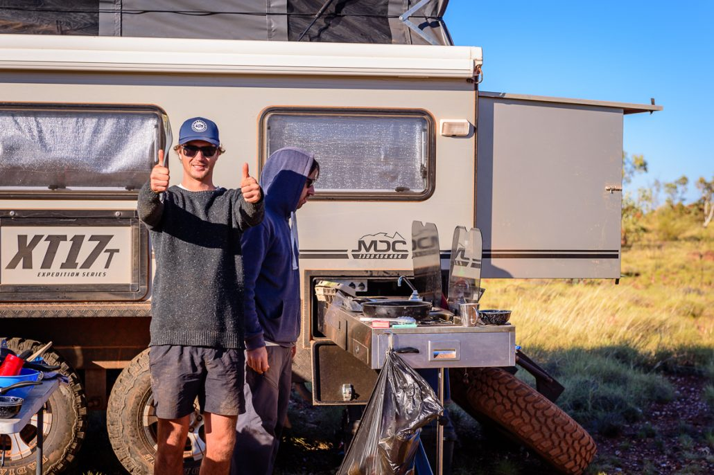 LowRange Gleno Kenno Camp Outback Discovery