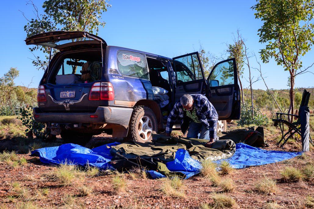 LowRange Toyota 4x4 4WD Landcruiser GXL Hilux Gleno Kenno Ernie Camp