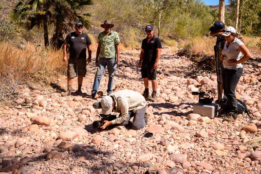 LowRange Gleno Kenno Camp Outback Film