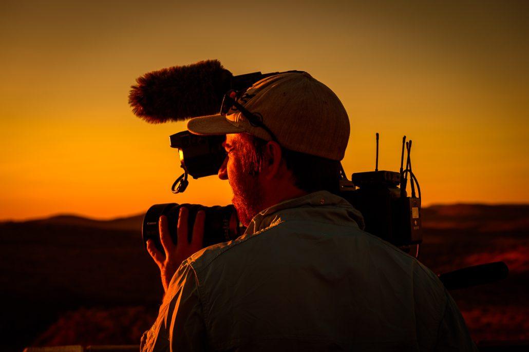 LowRange Film Camera Landscape 4x4 4WD