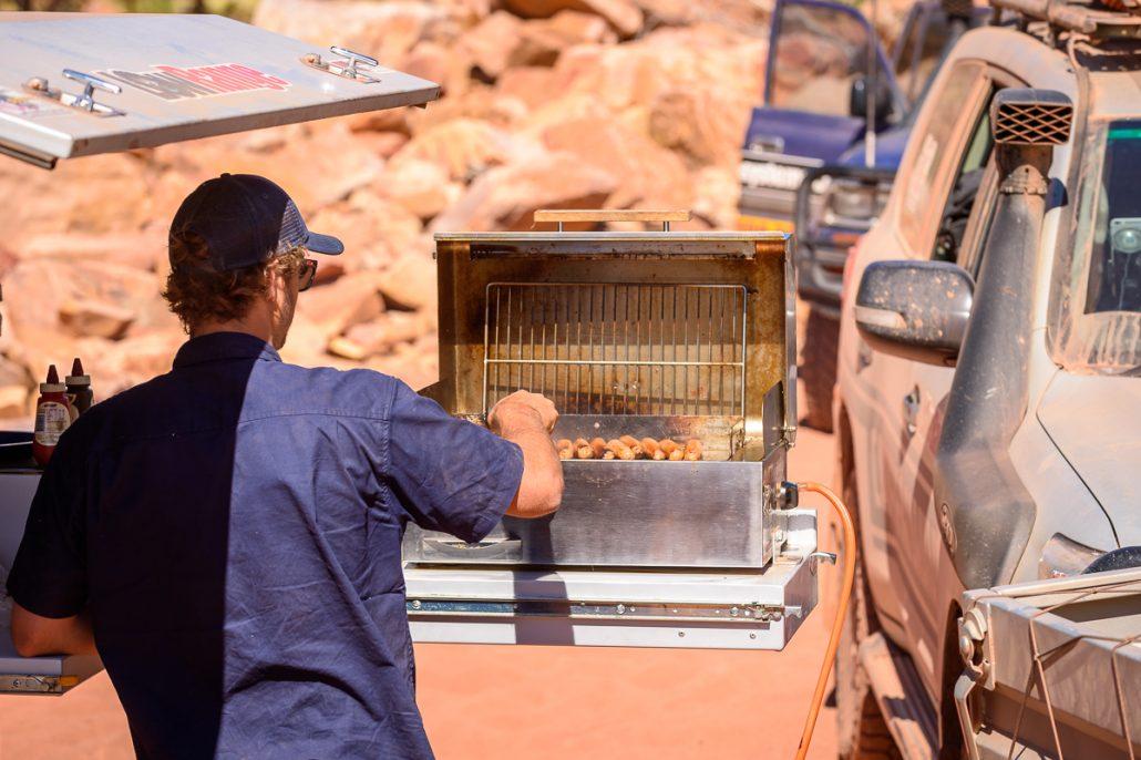 LowRange Filming Camera Gleno Kenno Ernie Camp Camping Landscape Outback Discovery Australia