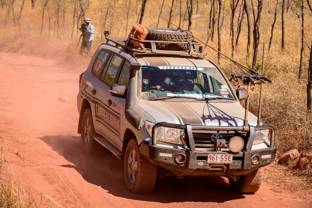 LowRange Toyota 4x4 4WD Landcruiser GXL Hilux