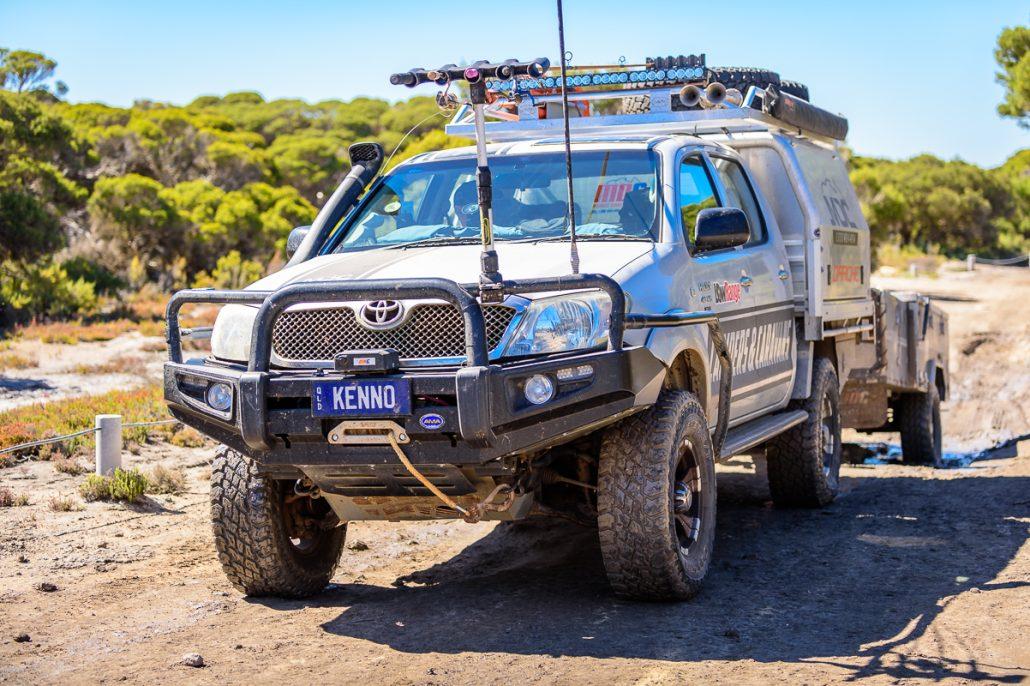Filming LowRange Camp Outback Toyota 4WD Gleno Landcruiser Ernie GXL Australia 4x4 Camera Landscape Discovery Kenno Hilux Camping