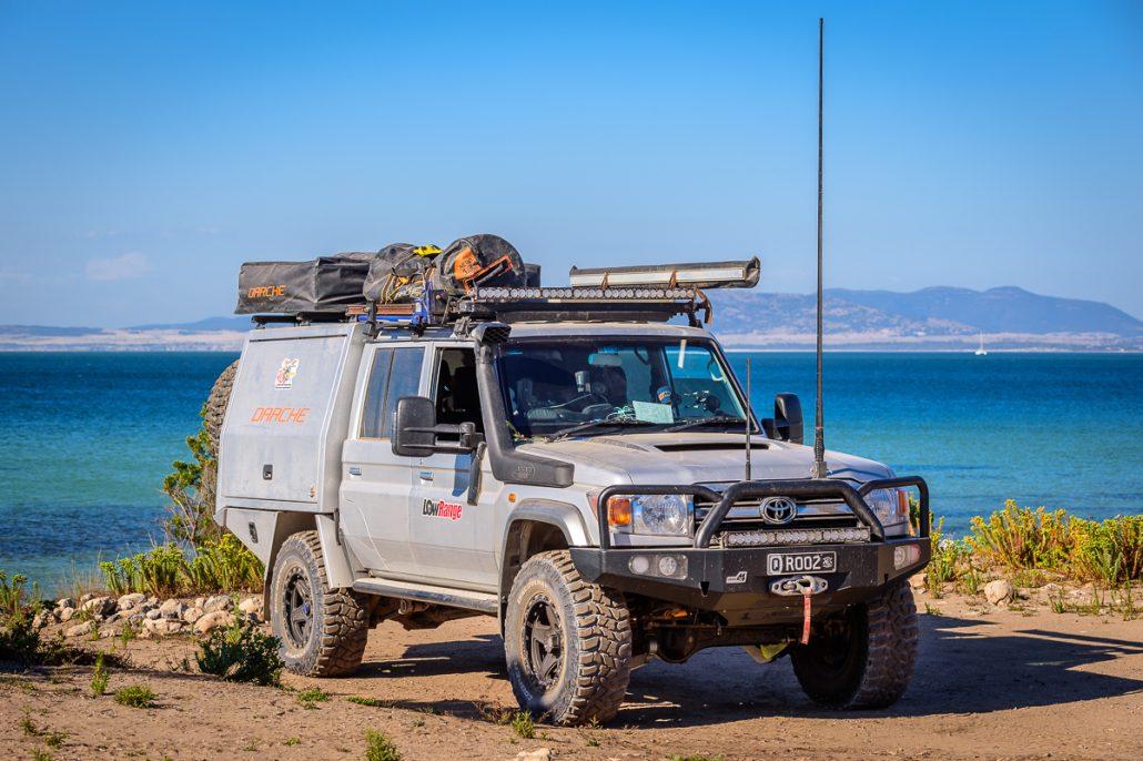 Camera LowRange 4WD Camp 4x4 Landcruiser Discovery Outback GXL Ernie Gleno Toyota Australia Kenno Filming Landscape Hilux Camping Ocean Beach Coast