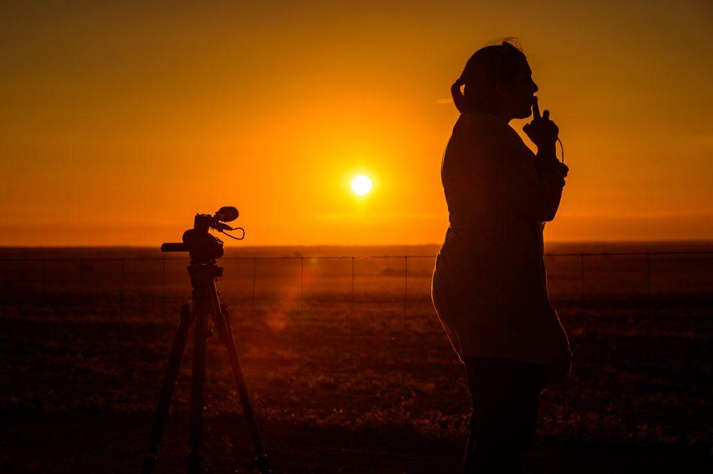 Ernie Landcruiser Hilux Toyota 4x4 GXL LowRange Landscape Australia Kenno Camp Outback Filming Discovery Camping Camera 4WD Gleno