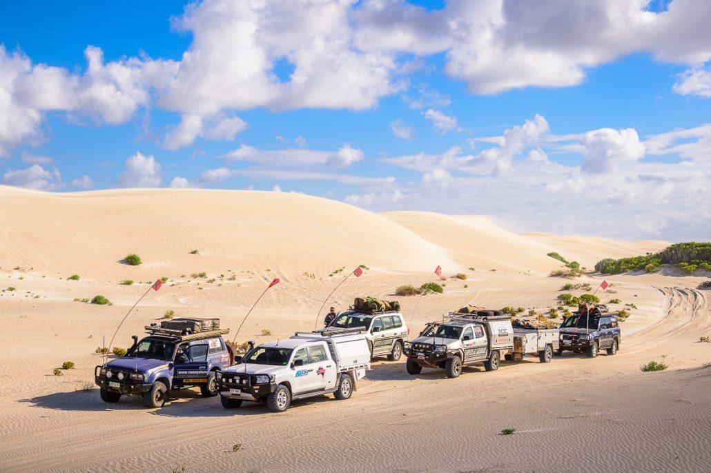 Filming Ernie Camping Kenno Landcruiser Discovery Camp GXL Outback 4WD Australia LowRange Hilux Gleno Toyota 4x4 Landscape Camera Coast Beach Ocean