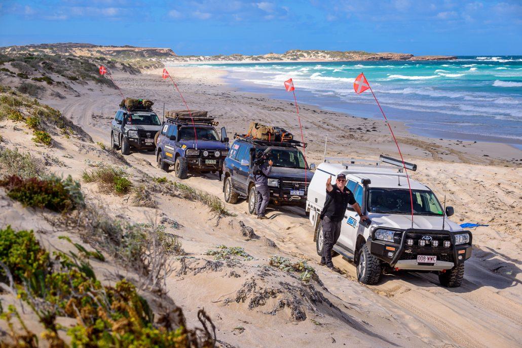 Landcruiser LowRange 4x4 Ernie Landscape Camp Gleno Hilux GXL Discovery Camera 4WD Filming Kenno Australia Toyota Camping Outback Beach Ocean Coast