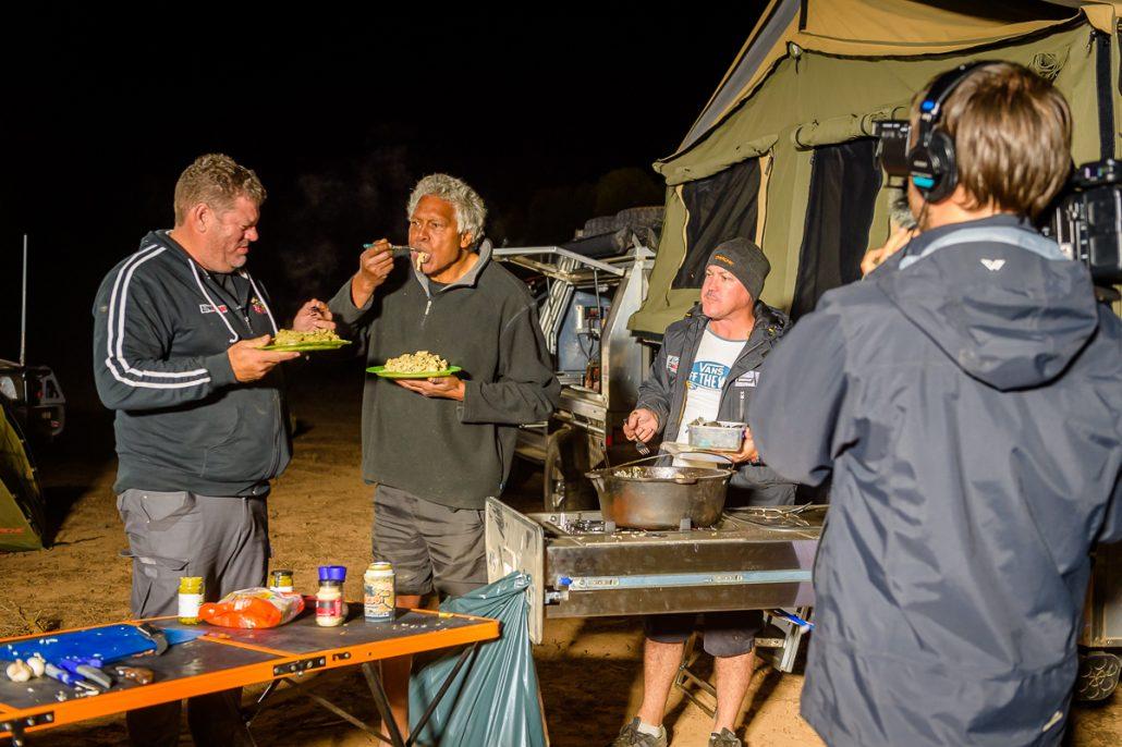 LowRange Australia 4x4 Filming Landcruiser Toyota Ernie Discovery Outback Hilux Gleno Kenno Camp Landscape 4WD Camera GXL Camping
