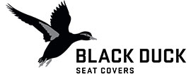 Black Duck Seat Covers logo