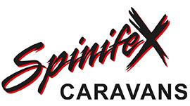 Spinifex Caravans logo